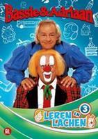 Bassie & Adriaan leren en lachen 3 (DVD)
