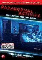 Paranormal activity (DVD)
