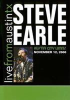 Steve Earle - Live from Austin Texas (12 nov, 2000) (DVD)