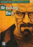Breaking bad - Seizoen 4 (DVD)