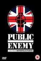 Public Enemy - Live At Metropolis Studios