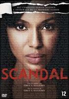 Scandal - Seizoen 1 (DVD)