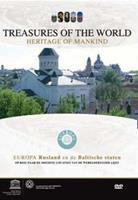 Treasures of the world-rusland en de baltische staten (DVD)