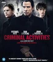 Criminal activities (Blu-ray)