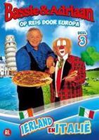 Bassie & Adriaan op reis door Europa 3 (DVD)