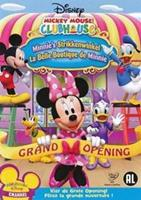 Mickey Mouse clubhouse - Minnie's strikkenwinkel (DVD)