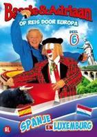 Bassie & Adriaan op reis door Europa 6 (DVD)