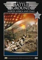 Battleground - North africa and italy (DVD)
