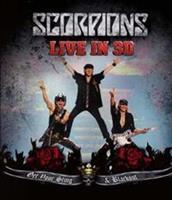 The Scorpions Live In 3D (3D Blu-Ray)