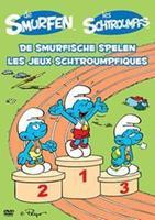 Smurfen - De smurfische spelen (DVD)