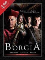 Borgia - Seizoen 1 (DVD)