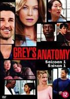 Grey's anatomy - Seizoen 1 (DVD)