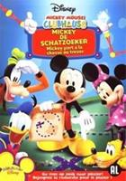 Mickey Mouse clubhouse - Mickey de schatzoeker (DVD)