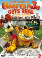 Garfield 3-gets real (DVD)