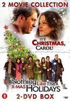 Nothing like the x-mas holidays/It's christmas carol (DVD)