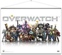 Gaya Entertainment Overwatch Wallscroll Heroes