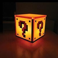 Paladone Super Mario Bros - Question Block Light (8NF2SJ25)