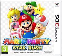 Nintendo Mario Party Star Rush