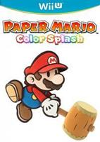 Nintendo Paper Mario Color Splash