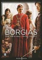 Borgias - Seizoen 1 (DVD)