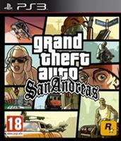 Rockstar Grand Theft Auto San Andreas