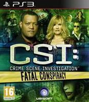 Ubisoft CSI Fatal Conspiracy