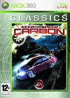 Electronic Arts Need for Speed Carbon (classics)
