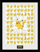 GB Eye Pokemon Collector Print - Pikachu Moves