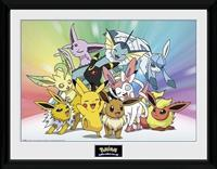 Pokemon Collector Print - Eevee