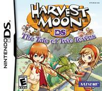 Nintendo Harvest Moon DS the Tale of Two Towns