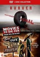 Rubber/Some guy who kills people (DVD)