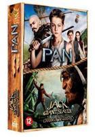 Pan + Jack the giant slayer (DVD)