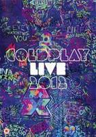 Coldplay Live 2012 (DVD+CD)