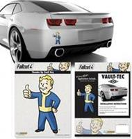Fanwraps Fallout - Thumbs-Up Vault Boy Mini Decal
