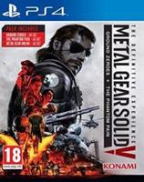 Konami Metal Gear Solid V The Definitive Experience