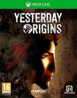 Microids Yesterday Origins
