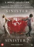 Sinister 1&2 DVD