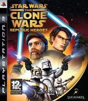 Lucas Arts Star Wars The Clone Wars Republic Heroes