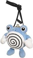 Pokemon Pluche - Poliwhirl Coin Bag