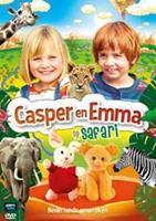 Casper en Emma - Op safari (DVD)