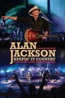 Alan Jackson - Keepin It Country - Live At Red Ro
