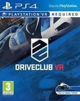 Driveclub VR (PSVR required)