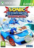 SEGA Sonic All-Stars Racing Transformed (Classics)