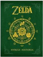 The Legend of Zelda Book Hyrule Historia