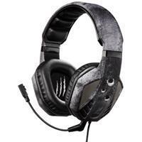 hama URage gaming headset SoundZ EVO zwart -