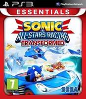 Sonic All-Stars Racing Transformed (essentials)