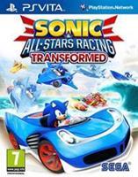 SEGA Sonic All-Stars Racing Transformed Steam Key GLOBAL