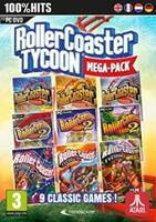 Mindscape Rollercoaster Tycoon Mega Pack (9 Pack)