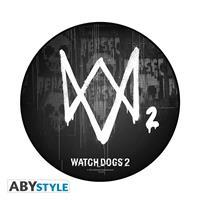 ABYstyle Watch Dogs 2 Mousepad - Logo