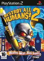 THQ Destroy All Humans 2